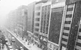 Ümraniye#039;den  Kar Manzaraları
