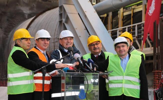 Dudullu - Bostancı Metro Açılış Töreni