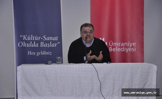 Erol Erdoğan Ümraniye'deki Öğrencilerle Buluştu