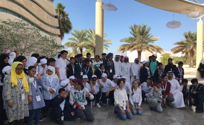 Al Amal Camp 29 in Sharjah Programı Sharjah Emirliğinde Başladı