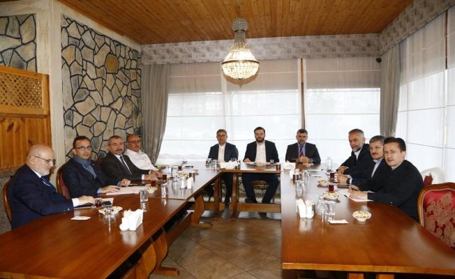 Belediye Başkanları Sultanbeyli'de Buluştu