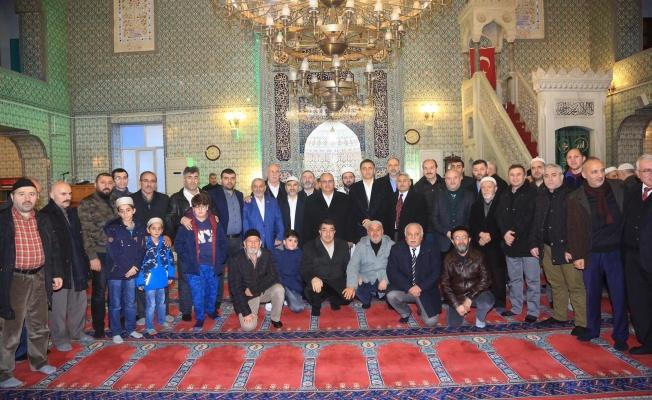 Sabah Namazı Buluşmalarında Son Durak Camii Cemaati Bir Araya Geldi