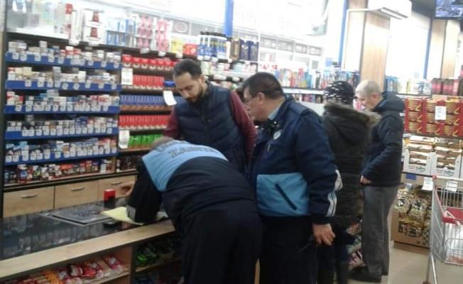 Ümraniye Belediyesi Zabıta Ekiplerinden Sıkı Denetim