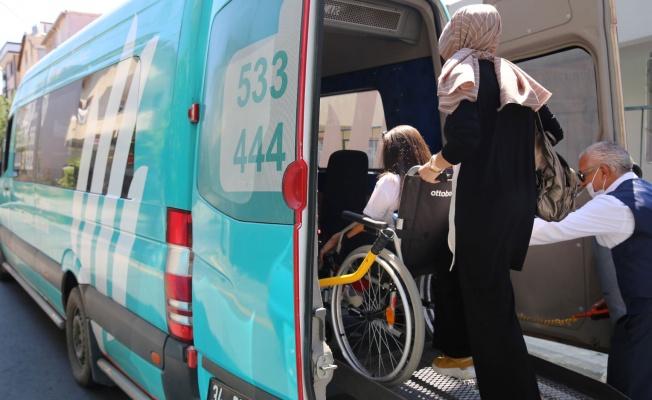 Ümraniye'de Engelli Çocuklar İçin Engelsiz Park