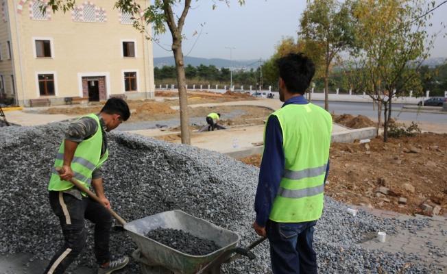Ümraniye'ye İki Yeni Park Müjdesi