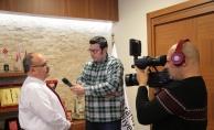 Ümraniye'miz, Beyaz TV'de Tanıtıldı [VİDEO]