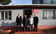 Ümraniye Belediyesi Muhtarlıkları Ziyaret Etti